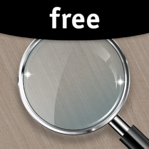 Magnifier Plus - Magnifying Glass with Flashlight