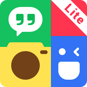PhotoGrid Lite Photo Collage Maker & Photo Editor