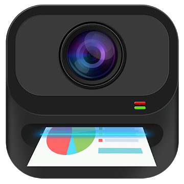 Camera Scanner, Scan Documents - Rapid Scanner