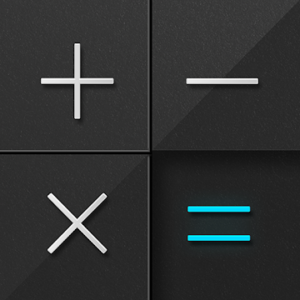Stylish Calculator Free - CALCU™